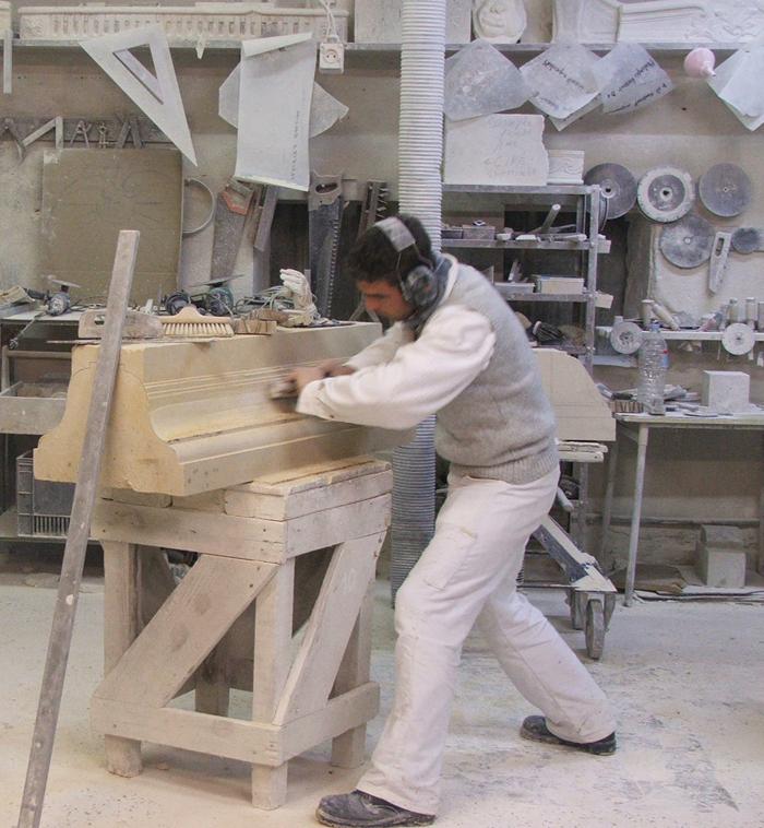 Atelier De La Pierre