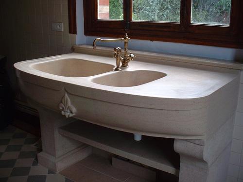 L 39 atelier de la pierre artisan tailleur de pierre nos - Evier cuisine style ancien ...